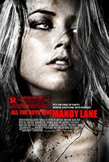 Poster All the Boys Love Mandy Lane