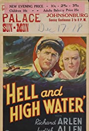 Hell and High Water Poster