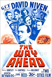 The Way Ahead (1944) Poster - Movie Forum, Cast, Reviews