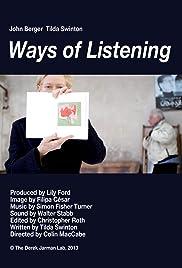 Ways of Listening Poster