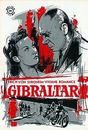 It Happened in Gibraltar Poster