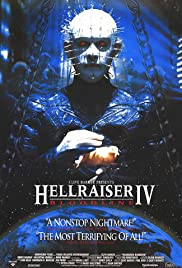 Hellraiser: Bloodline Poster