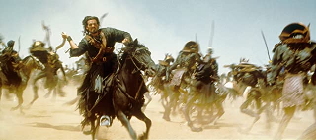 Oded Fehr in The Mummy Returns (2001)