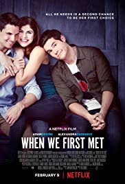 When We First Met HDRip(2018)