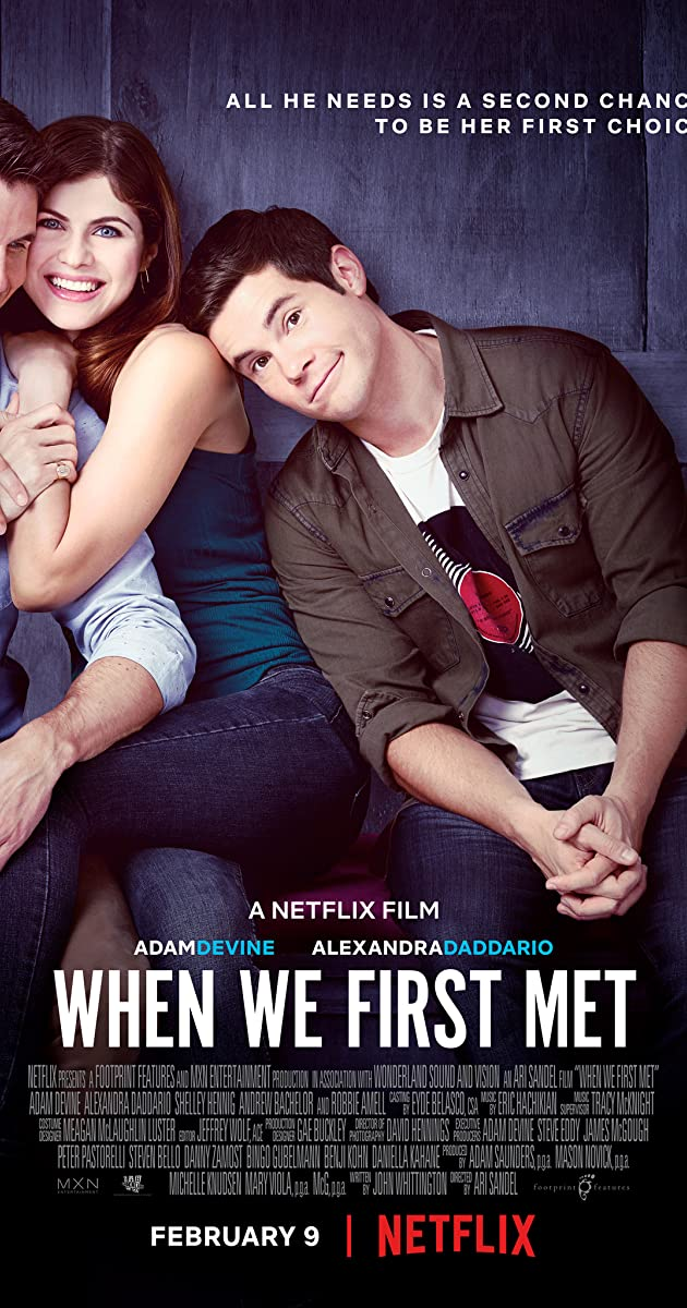 Kai pirmą kartą susitikome / When We First Met (2018) online