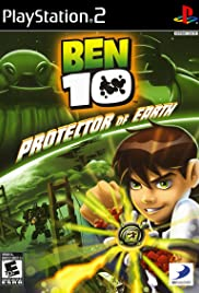 Ben 10 Protector of Earth Poster