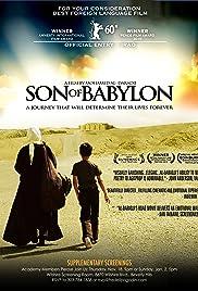 Syn Babilonu Poster