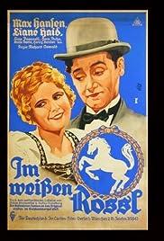 Im weißen Rößl Poster