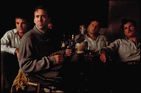 Nicolas Cage in Captain Corelli's Mandolin (2001)