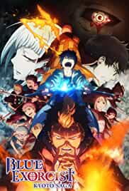 Ao No Exorcist: Kyoto Fujouou-hen tv poster