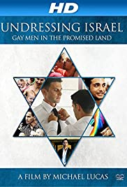 Undressing Israel: Gay Men in the Promised Land Poster
