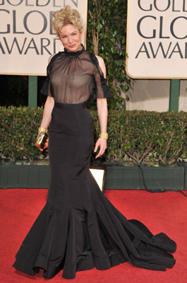 Renée Zellweger at event of The 66th Annual Golden Globe Awards