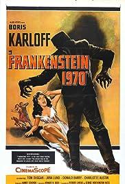 Frankenstein 1970(1958) Poster - Movie Forum, Cast, Reviews