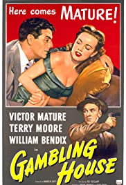 Gambling House (1950) Poster - Movie Forum, Cast, Reviews