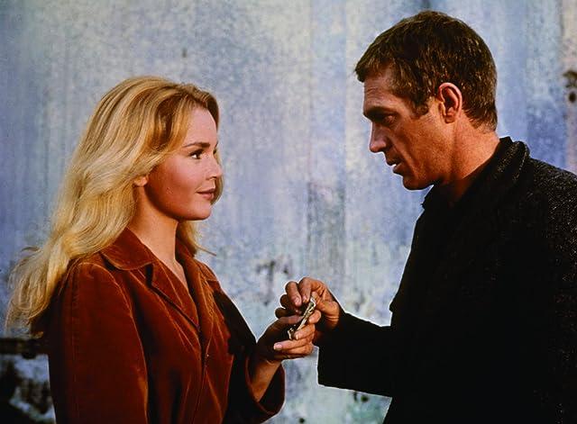 Steve McQueen and Tuesday Weld in The Cincinnati Kid (1965)