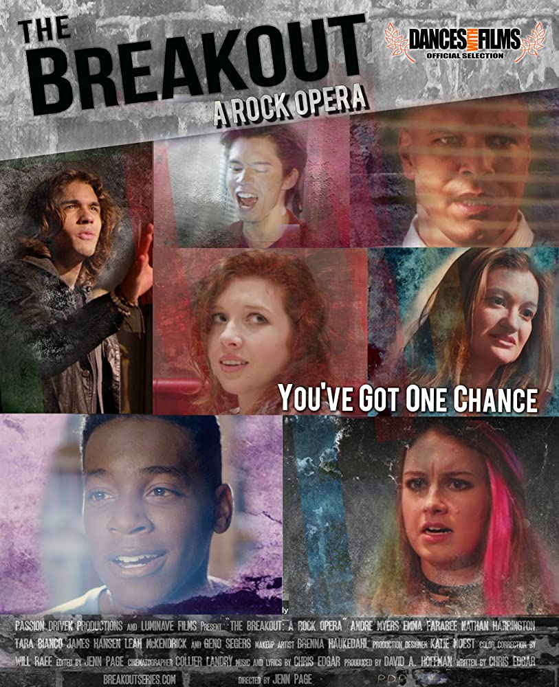 The Breakout: A Rock Opera (2016) Full movie online