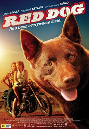 Red Dog poster