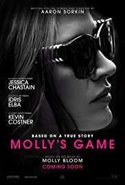 Image result for molly's game movie poster imdb
