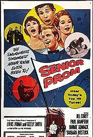 Senior Prom Poster