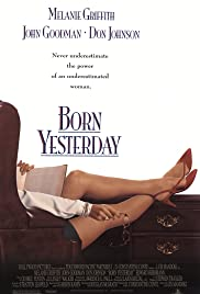 Born Yesterday (1993) Poster - Movie Forum, Cast, Reviews