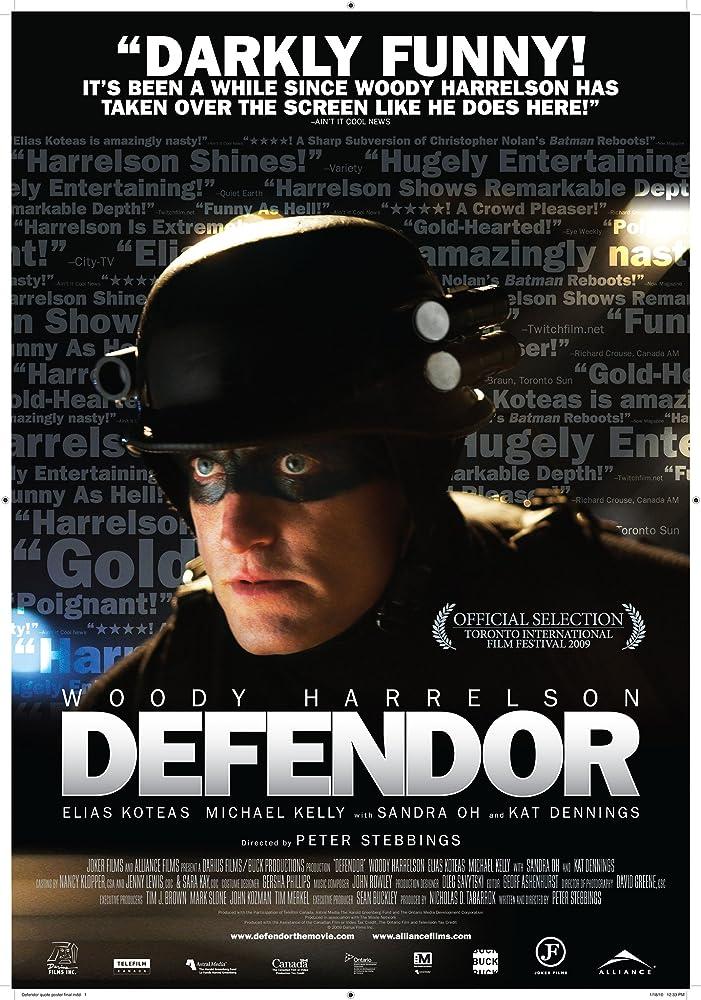 Gynėjas / Defendor (2009)