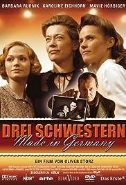 Drei Schwestern made in Germany Poster