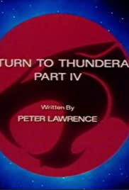 Return to Thundera!: Part IV Poster