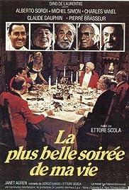 La più bella serata della mia vita (1972) - IMDb