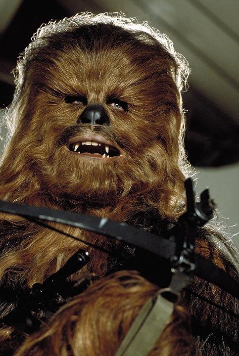 Peter Mayhew in Star Wars: Episode VI - Return of the Jedi (1983)