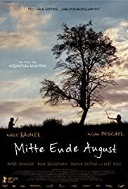 Mitte Ende August Poster