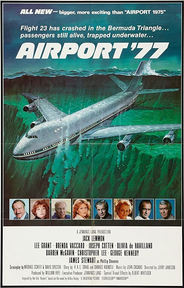 Image result for airport 77