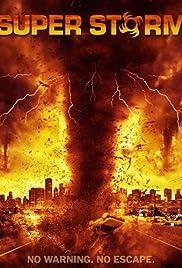 Mega Cyclone(2012) Poster - Movie Forum, Cast, Reviews