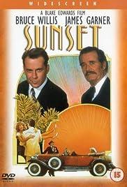 Sunset(1988) Poster - Movie Forum, Cast, Reviews