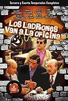 Image of Los ladrones van a la oficina