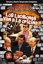 Los ladrones van a la oficina Poster - TV Show Forum, Cast, Reviews