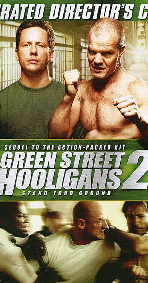 Futbolo chuliganai 2 / Green Street Hooligans 2 (2009) Online