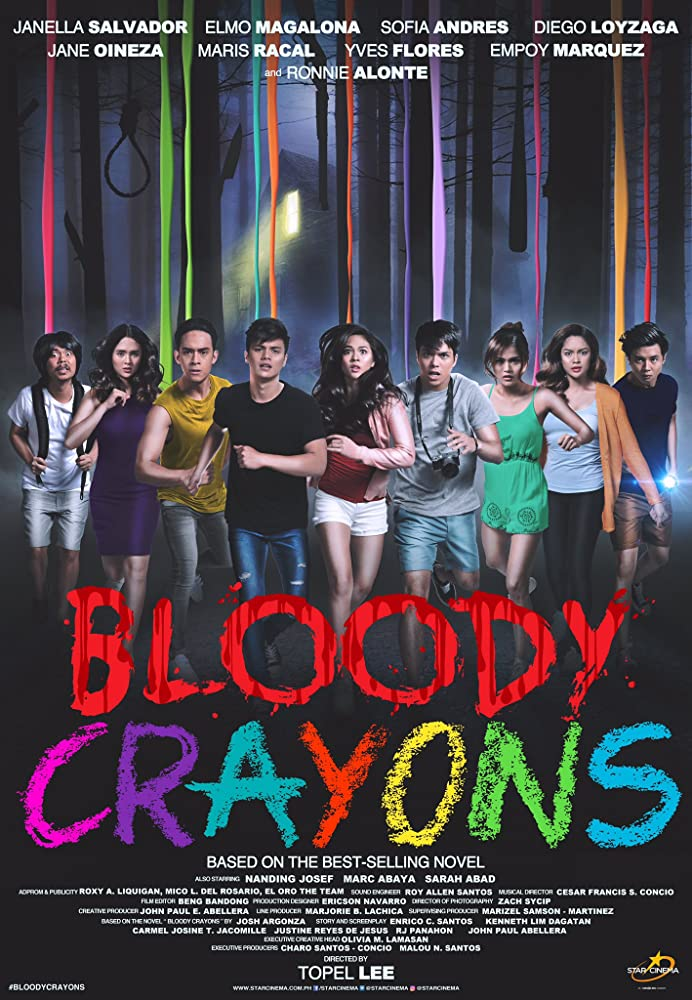 Bloody Crayons (2017) HDRip
