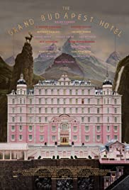 The Grand Budapest Hotel (2014) Poster - Movie Forum, Cast, Reviews