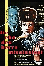 Die Ehe des Herrn Mississippi Poster