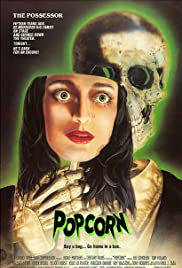 Popcorn (1991) Poster - Movie Forum, Cast, Reviews