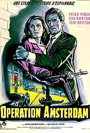 Operation Amsterdam(1959) Poster - Movie Forum, Cast, Reviews