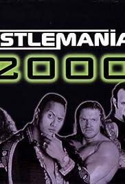 WWF WrestleMania 2000 Poster