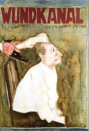 Wundkanal Poster