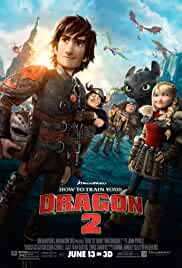 How to Train Your Dragon 2 2014 BluRay 720p 900MB [Hindi DD 5.1 – Eng DD 5.1] ESubs MKV