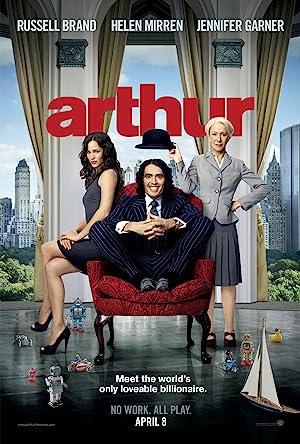 Arthur, el soltero de oro - 2011