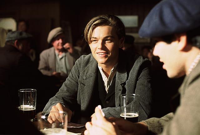 Leonardo DiCaprio in Titanic (1997)