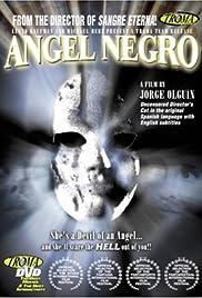 Ángel negro Poster