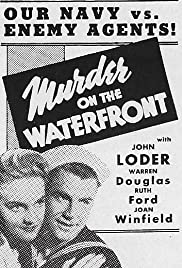 Murder on the Waterfront Poster