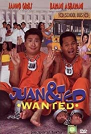 Juan & Ted: Wanted Poster