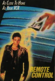 Remote Control (1988) Poster - Movie Forum, Cast, Reviews